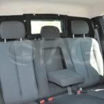 isuzu dmax passenger seating