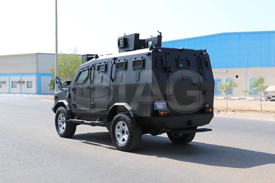 jaws apc rear entry and exit door