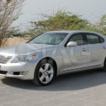 Lexus LS460 Armored Luxury Sedan