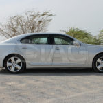 Lexus LS460 Armored ballistic and blast protection