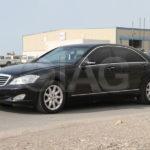 Mercedes Benz S Class VIP transport
