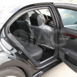 Mercedes Benz S Class Armored Passenger Seating