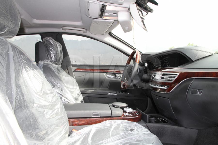 Mercedes Benz S Class Ballistic windshield