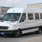 mercedes benz sprinter VIP minibus