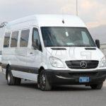 mercedes benz sprinter luxury bus