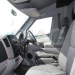mercedes benz secure driver cab