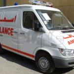 Mercedes Sprinter Armored Ambulance