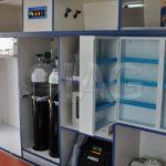 Mercedes Benz Sprinter Ambulance Patient Compartment