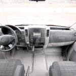 Mercedes Benz Sprinter Ambulance Driver Cabin Interior