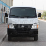 nissan urvan low profile van