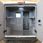peugeot boxer CIT van storage