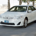 Armored Toyota Camry Sedan