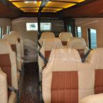 toyota coaster luxury option