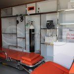 Toyota Hiace Ambulance Interior Medical Equipment
