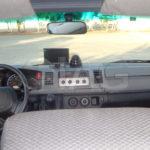 Toyota Hiace CIT Driver cabin
