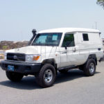 toyota land cruiser 78 cit