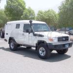 toyota lc 78 CIT versatile truck