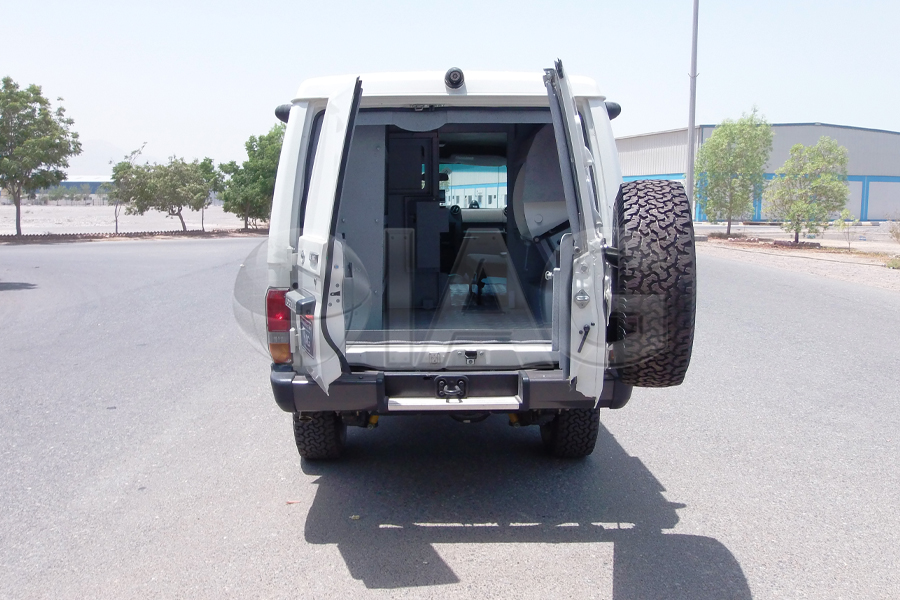 toyota lc 78 CIT payload
