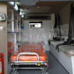 toyota lc 78 ambulance medical area