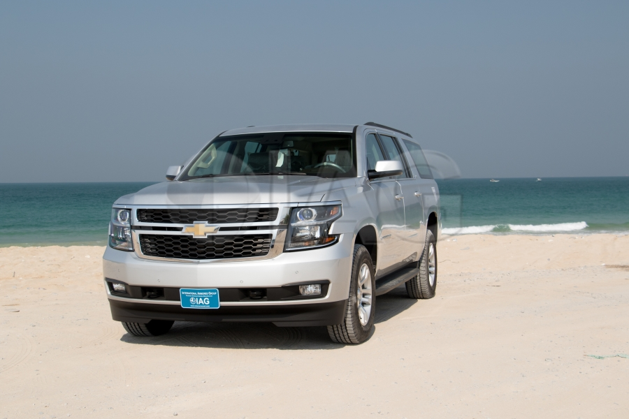 chevy suburban diesel armored