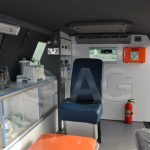 Coronavirus Ambulance Equipment