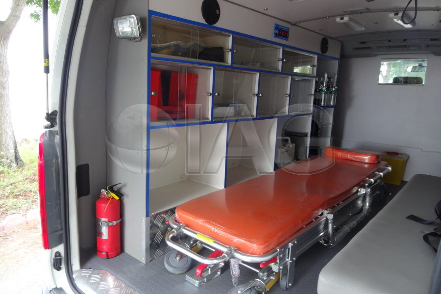 COVID-19 Ambulance Ventilator
