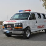 COVID-19 Ambulance