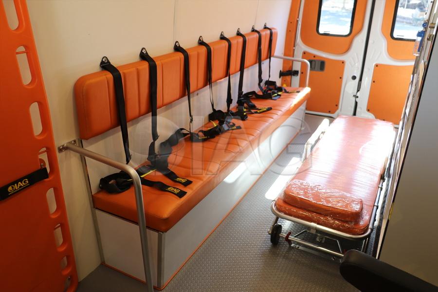 COVID-19 Response Ambulance