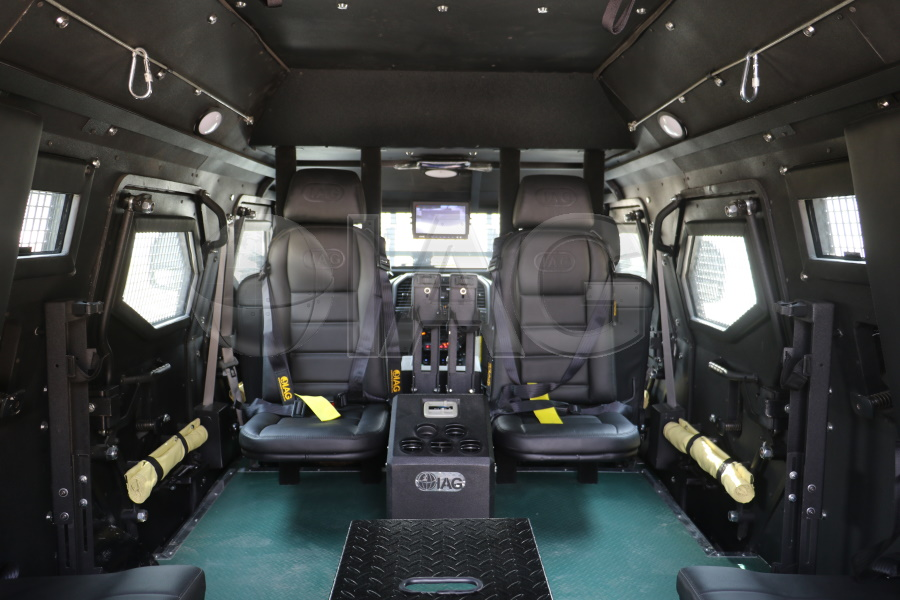 guardian tactical ladder system interior crew seating