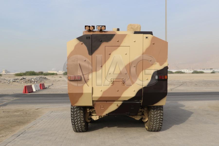 RILA hydraulic rear door