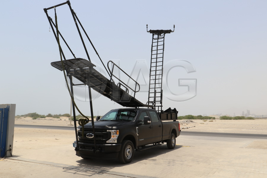f350 tactical ladder system