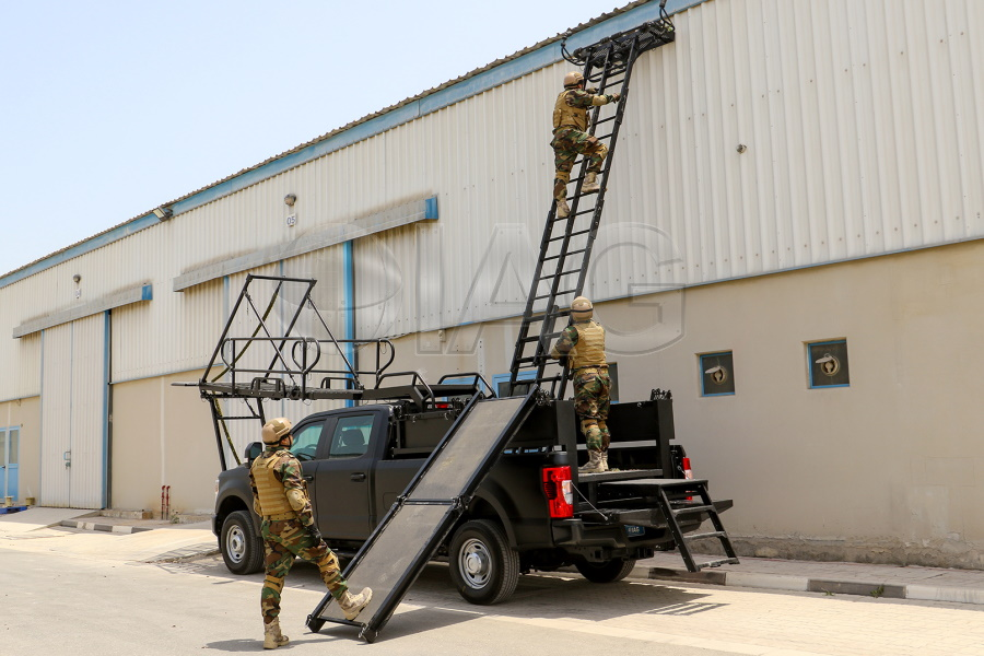 f350 tactical ladder system special operations