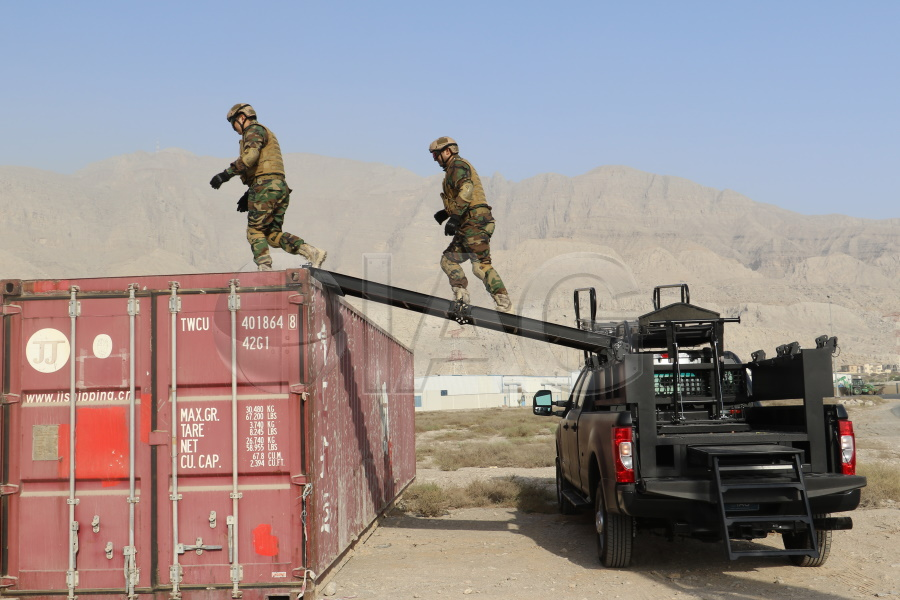 f350 ladder system tactical units